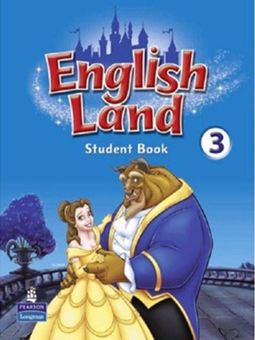 English Land 3: Student Book with Activity Book with CD