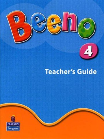Beeno 4: Teacher Book