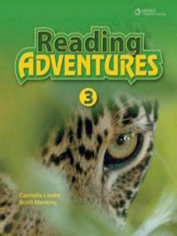 Reading Adventures 3: Audio CD