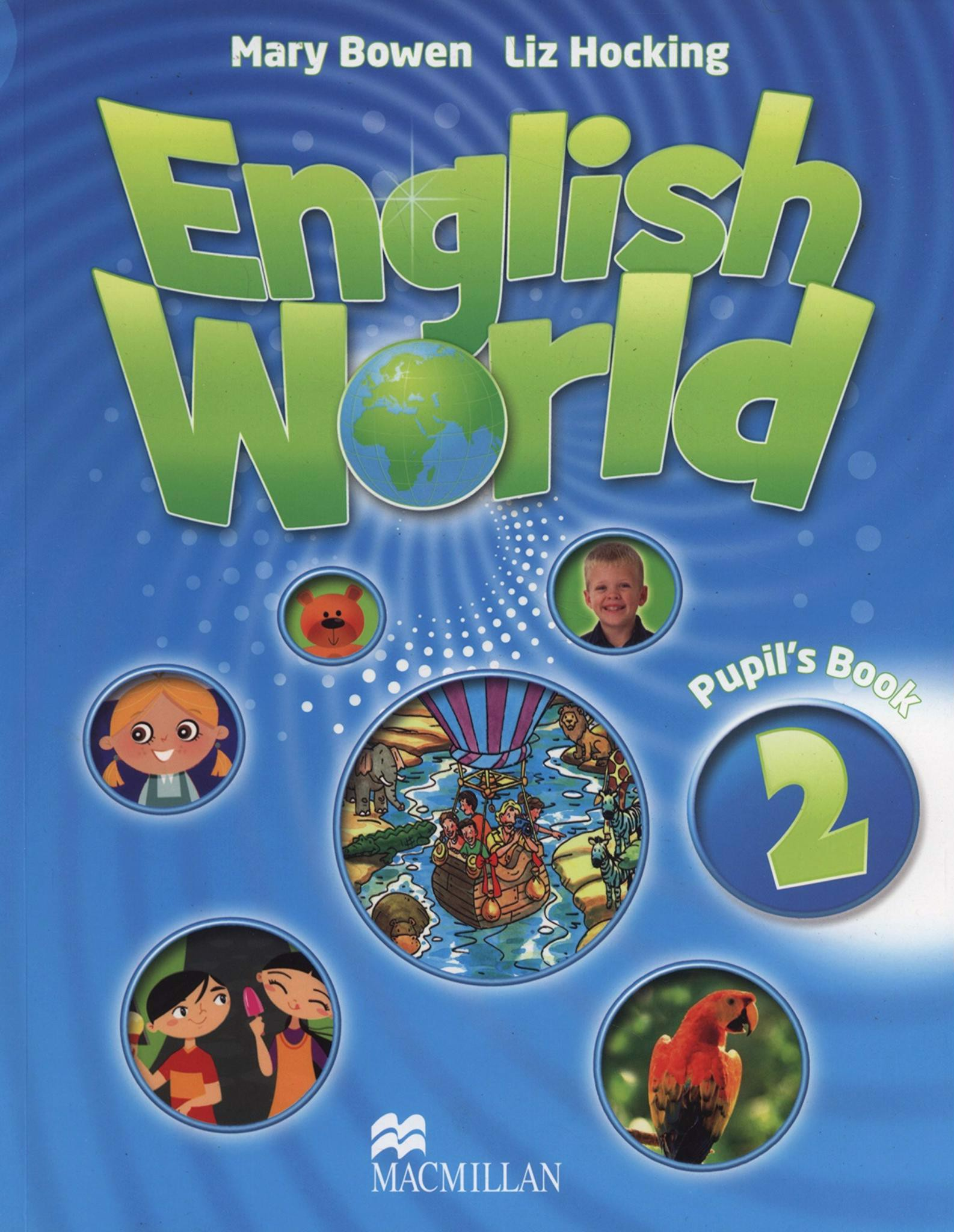 English World 2: pupil Book