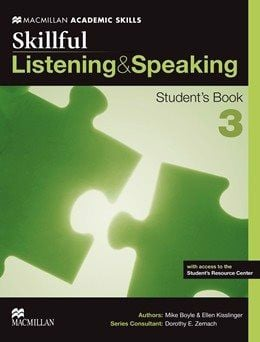 Skillful (Asia Ed.) Listening & Speaking 3: Student Book with Digibook