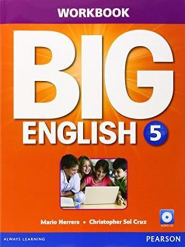 Big English 5: Workbook with Audio CD