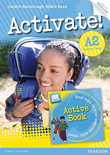 Activate! A2: Student book with Access Code and Active Book