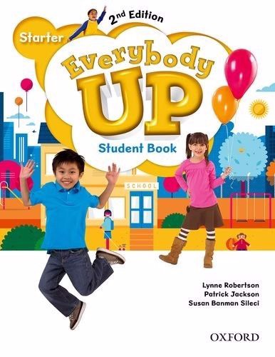 Everybody Up ( 2ed. ) Starter Student Book