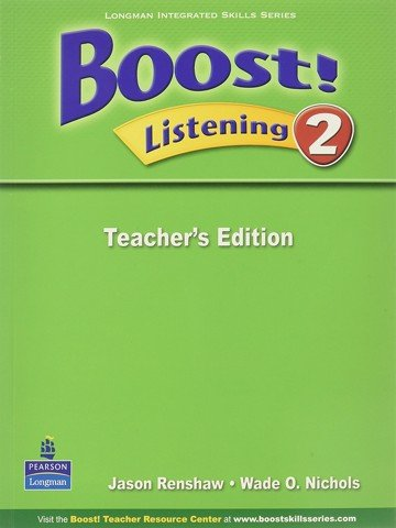 Boost! Listening 2: Teacher Book