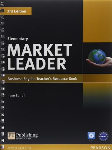 Market Leader Elementary Teacher's Resource Book/Test Master with CD-ROM