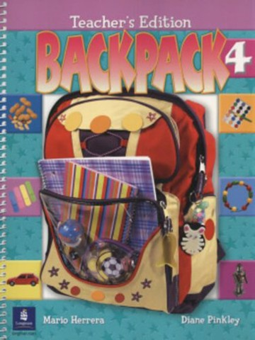 Backpack 4: Teacher'S Edition