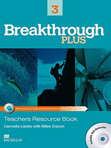 Breakthrough Plus 3: Teacher Book with Digibook Code with Test Generator