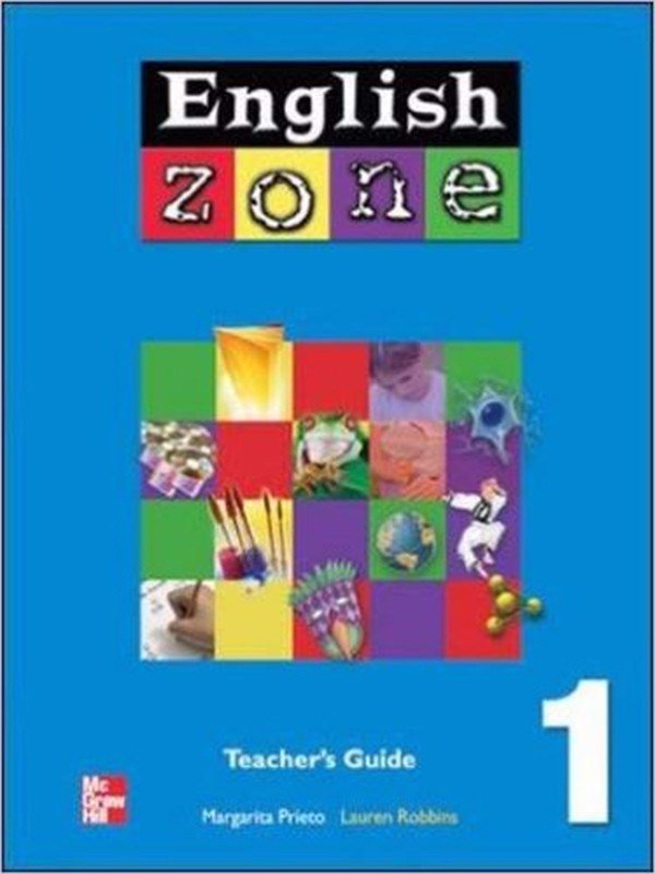 English Zone 1: Teacher Book