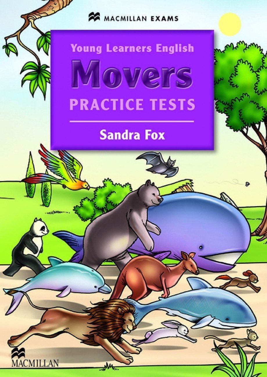YLE Practice Tests Movers: Student Book with Audio CD