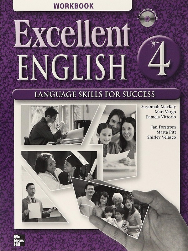 Excellent English 4: Work Book