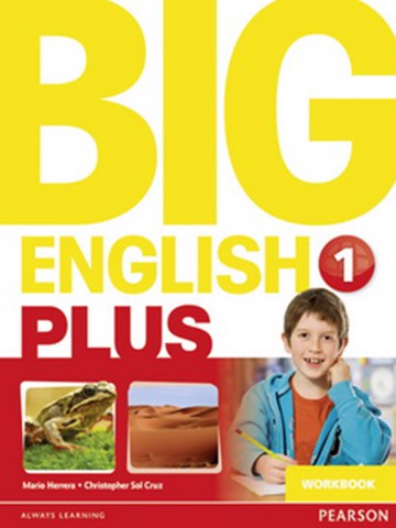 Big English Plus Ame 1 Work book