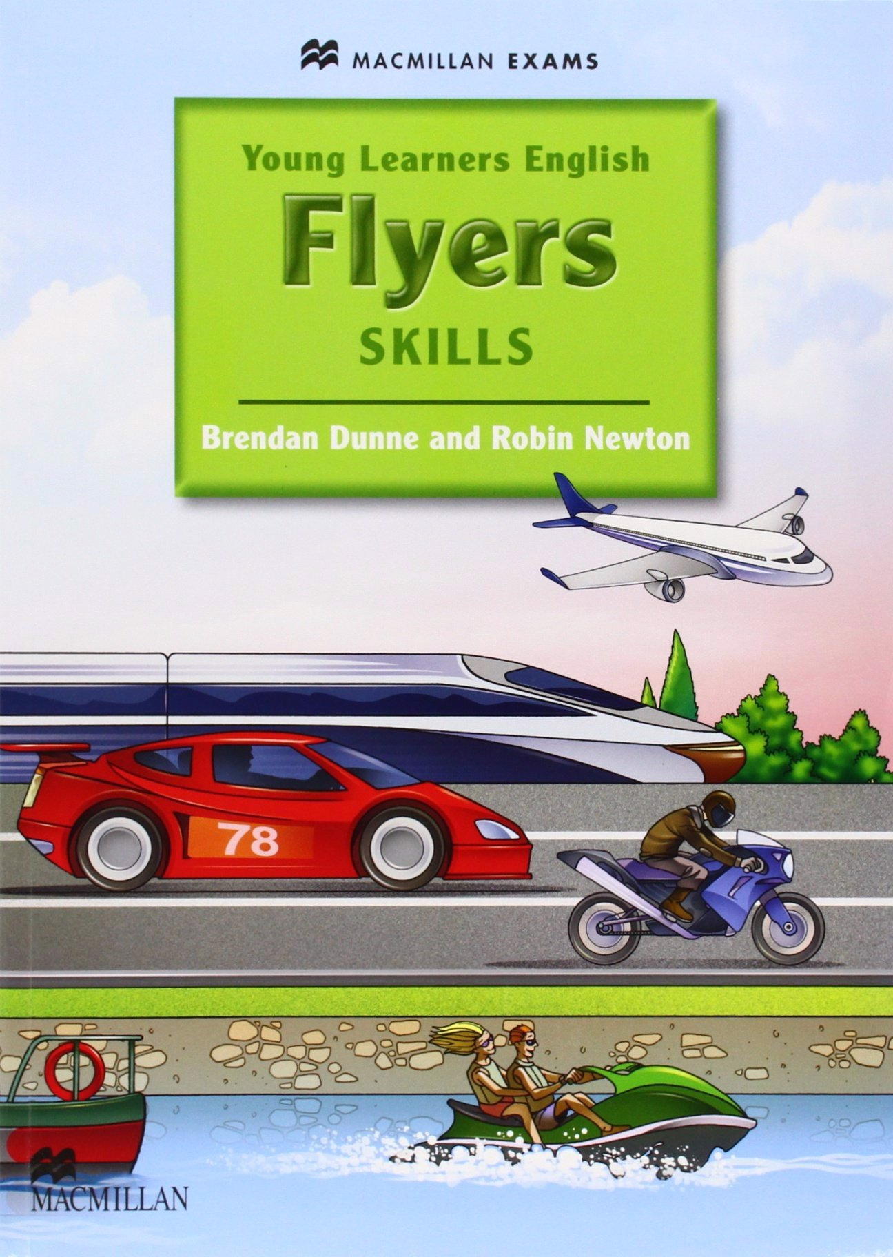 YLE Skills Flyers: Pupil Book