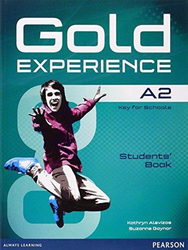 Gold Experience A2: Student Book with Multi - ROM