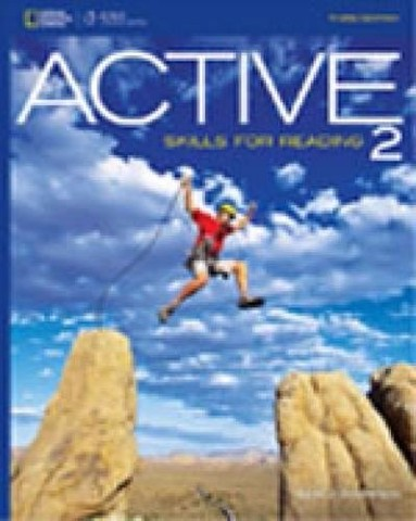 Active Skills For Reading (3 Ed.) 2: Text