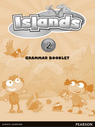 Islands: Lets Tm Booklet Grammar Reading Writing 2