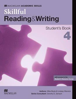 Skillful (Asia Ed.) Reading & Writing 4: Student Book with Digibook
