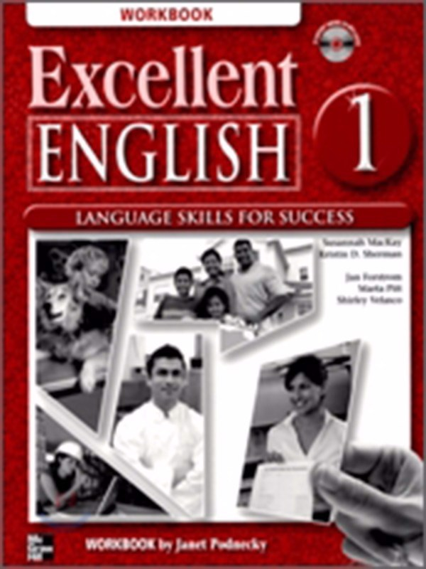 Excellent English 1: Work Book