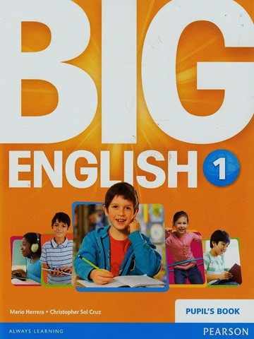 Big English Pupils Book Stand Alone: 1