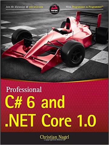 Professional C# 6 and .NET Core 1.0 1st Edition
