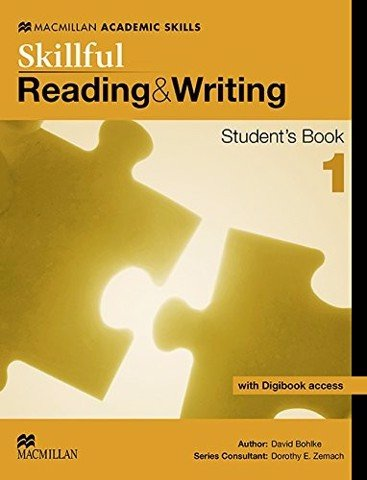 Skillful Reading and Writing 1: Student book with Digibook Pack