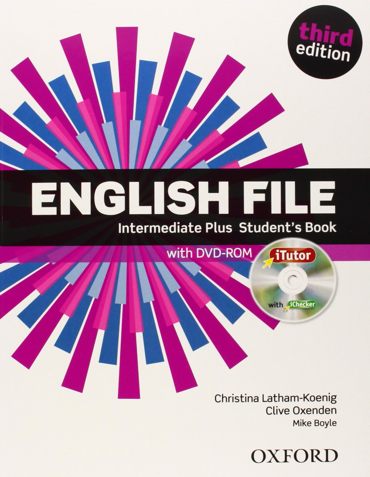 English File (3 Ed.) Inter Plus: Student Book with iTutor Pack