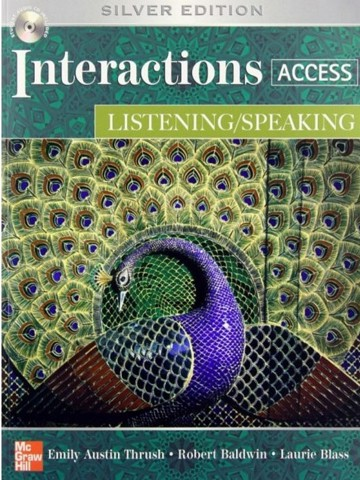 Interactions (5 Ed.) Access - Listening & Speaking: Student Book