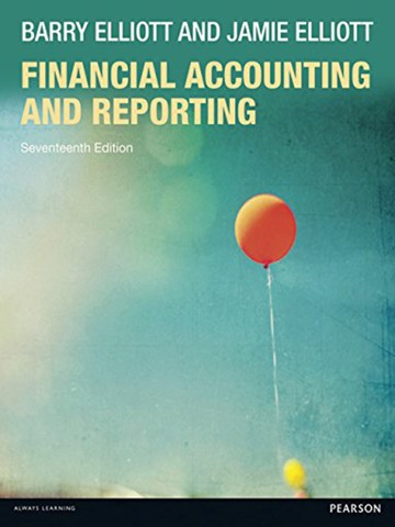Financial Accounting And Reporting With Myaccountinglab