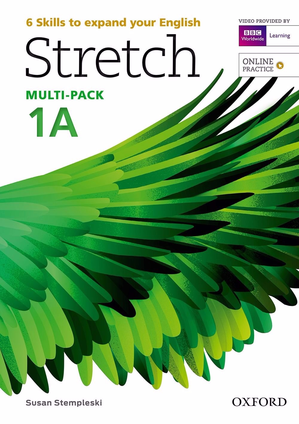 Stretch 1A: Student Book and Workbook Multi-Pack A (Pack)