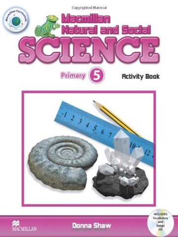 Macmillan Natural and Social Science 5: Activity Book