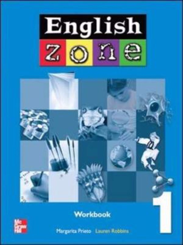 English Zone 1: Workbook