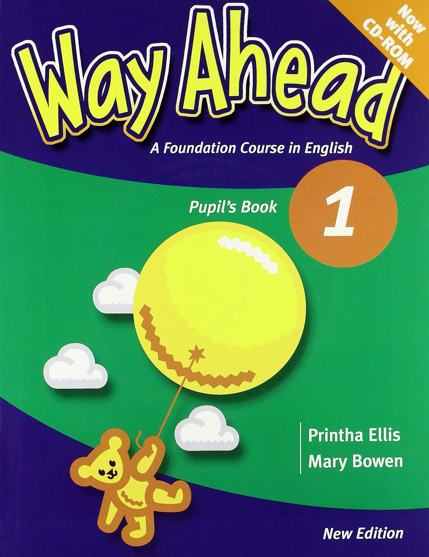 Way Ahead 1: pupil Book with CD-Rom