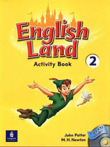 English Land 2: Activity Book with CD