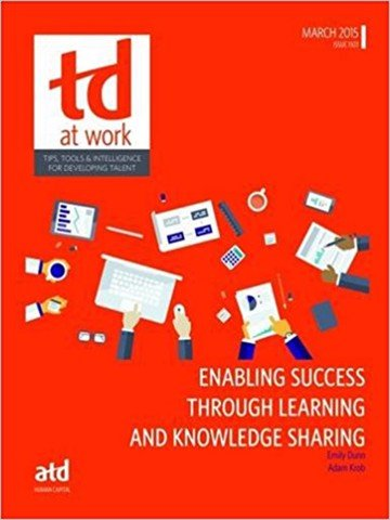 Enabling Success Through Learning and Knowledge Sharing