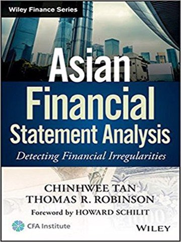 Asian Financial Statement Analysis: Detecting Financial Irregularities