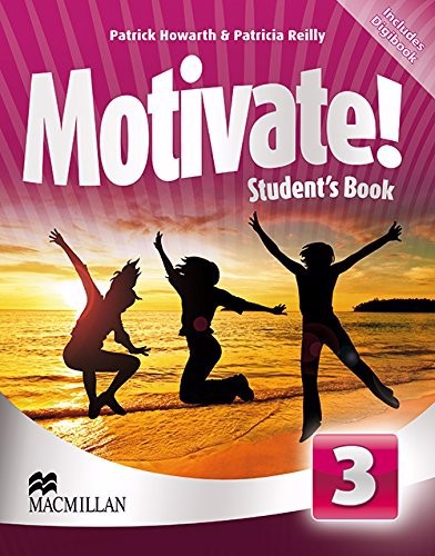 Motivate! 3: Student's book with Ddigibook