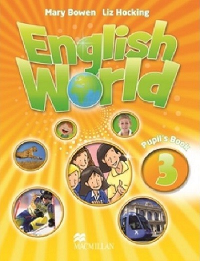 English World 3: Pupil Book with eBook Pack