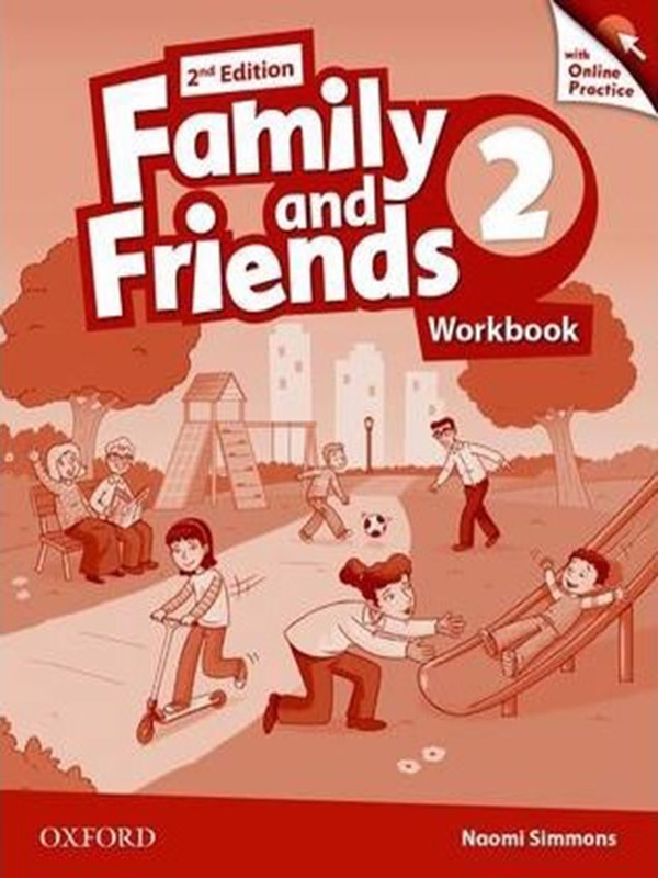 Family and Friends: Workbook & Online Skills Practice Pack: Level 2