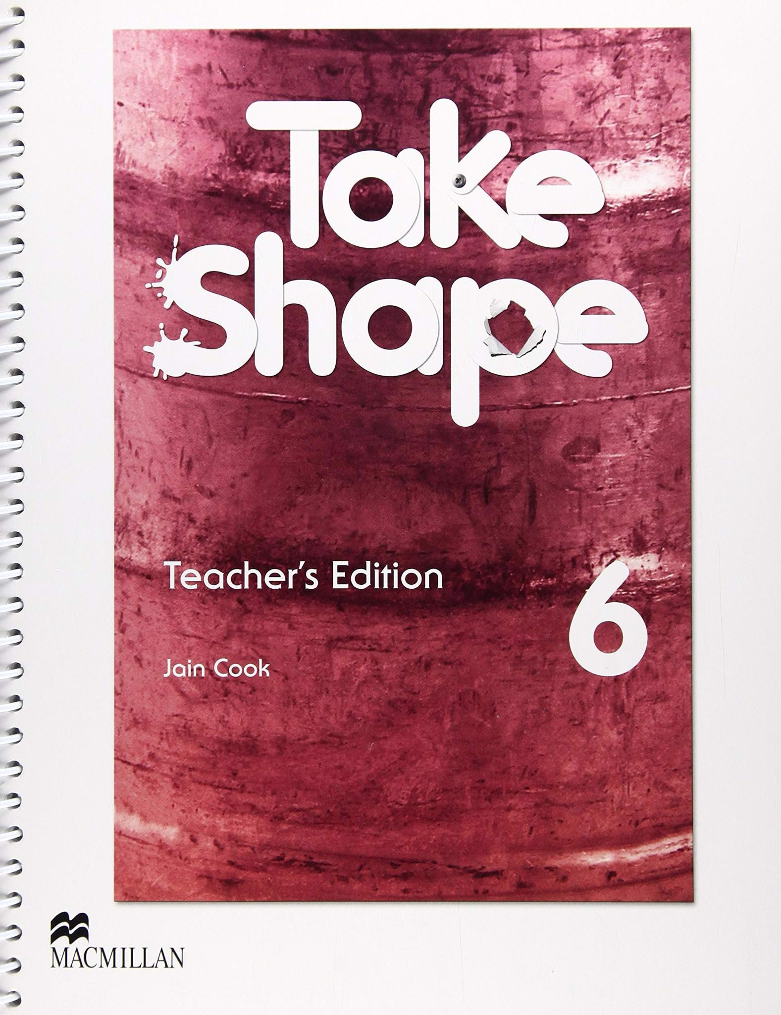 Take Shape 6: Teacher Book