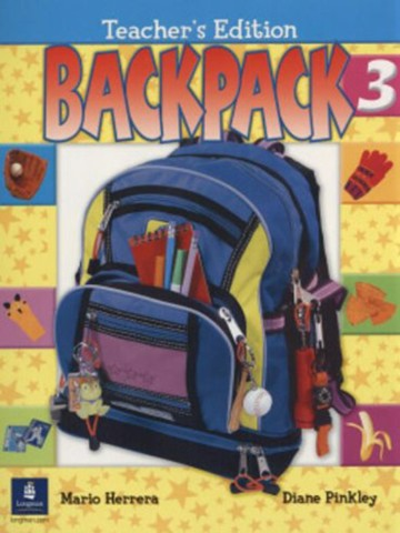 Backpack 3: Teacher'S Edition