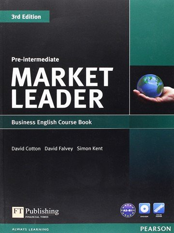 Market Leader (3Ed.) Pre-Intermediate: Course Book Standalone for South Asia