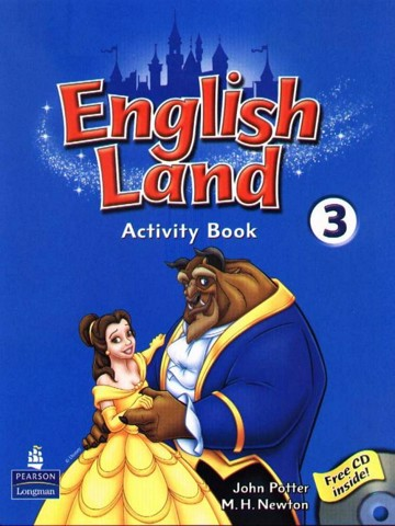 English Land 3: Activity Book with CD