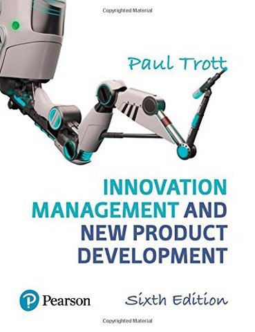 Innovation Management and New Product Development 6th New Edition