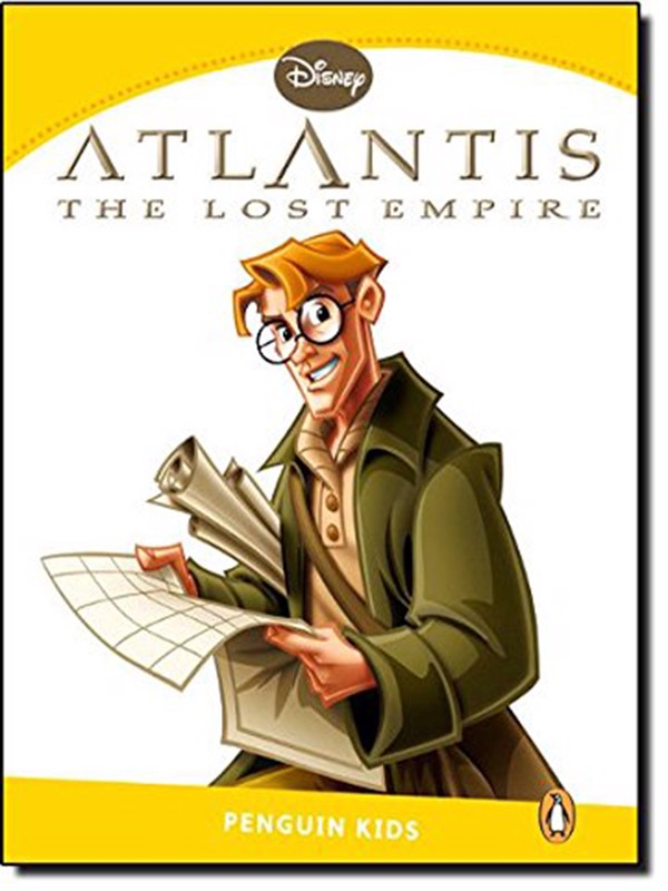 Atlantis: The Lost Empire: Level 6 (Penguin Kids)