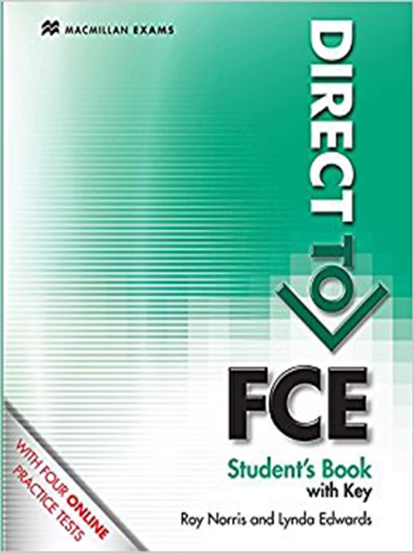 Direct to FCE: Student Book with Key & Webcode