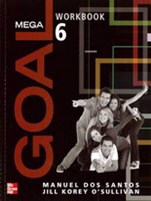 Mega Goal 6: Workbook with CD