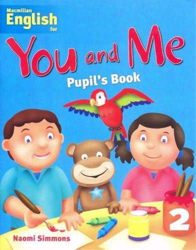 You and Me 2: Pupil Book