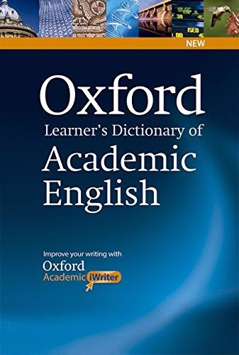 Oxford Learner Dictionary of Academic English