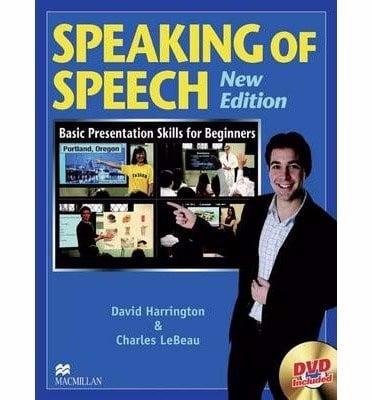 Speaking of Speech: Teacher Guide with Audio CD