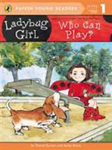 Ladybug Girl: Who Can Play?: Level 1 (Puffin Young Reader)